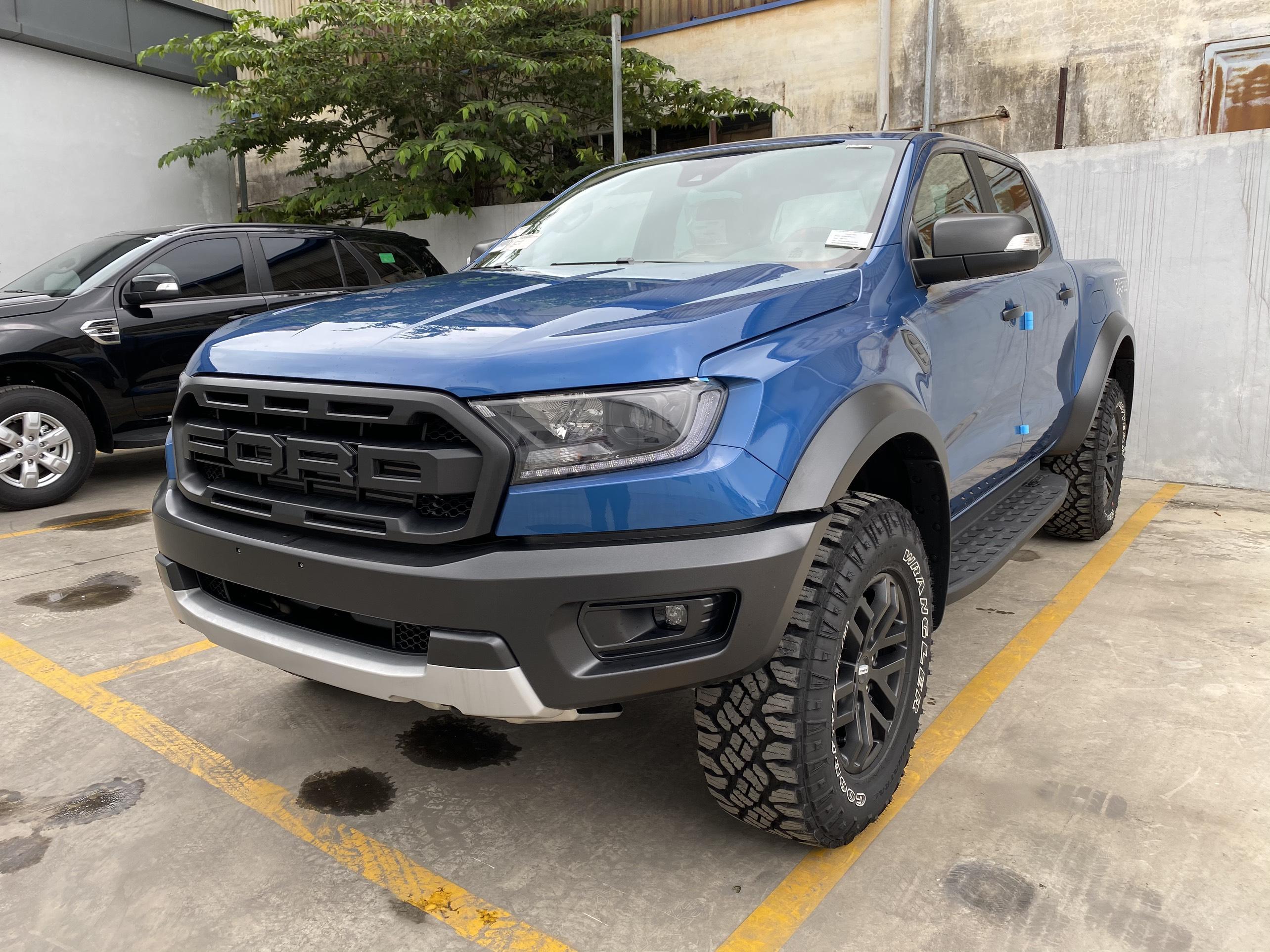 Ranger Raptor mới
