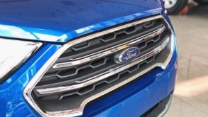 ford ecosport 2019 mới