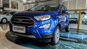 Ecosport titanium mới
