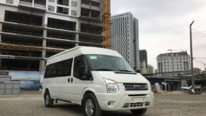 Transit Luxury mới